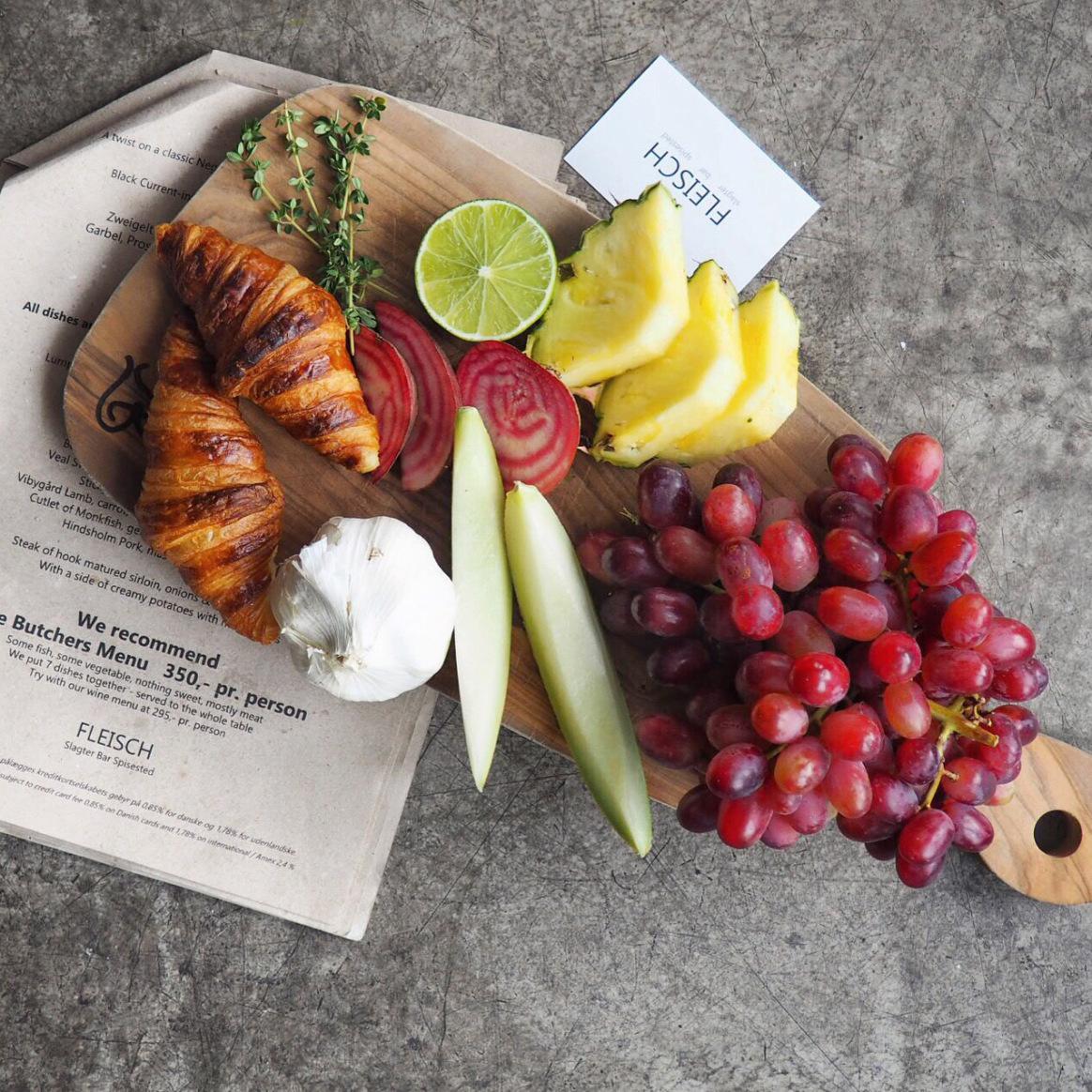 Foodstyling tips og tricks