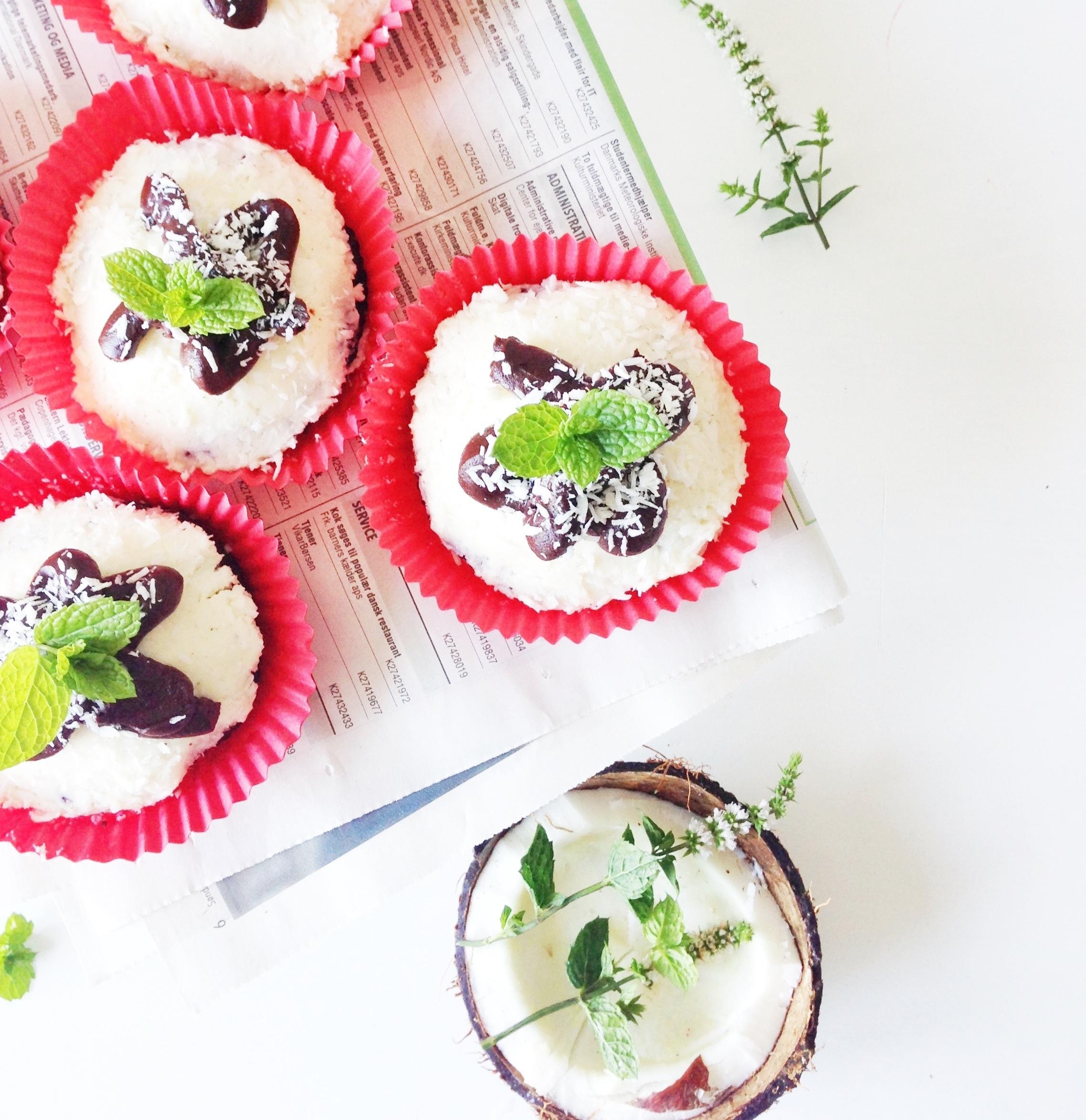 muffins opskrift - sund eller sundere muffins uden sukker
