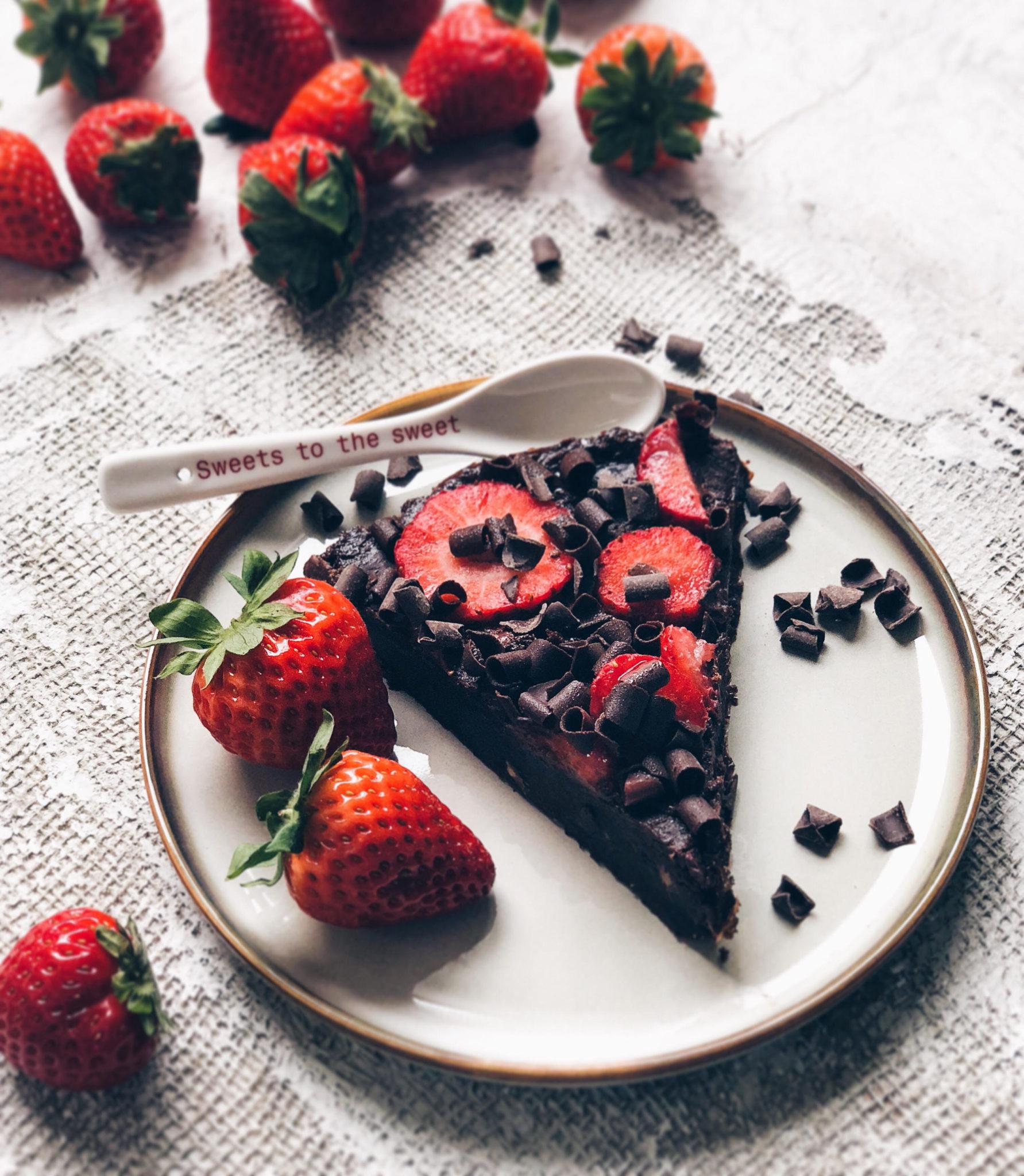sund chokoladekage