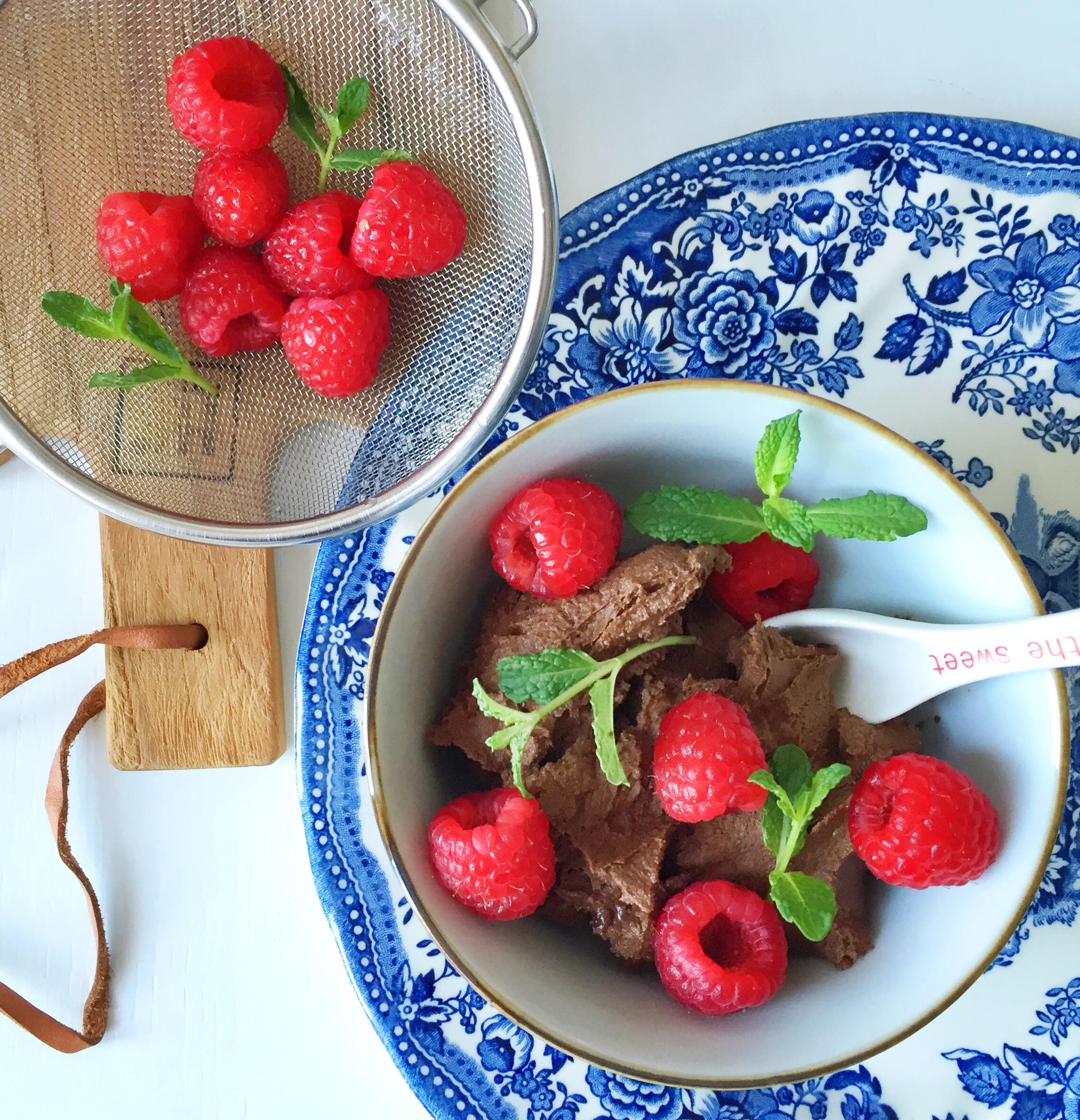 chokolademousse - perfekt hjemmelavet dessert