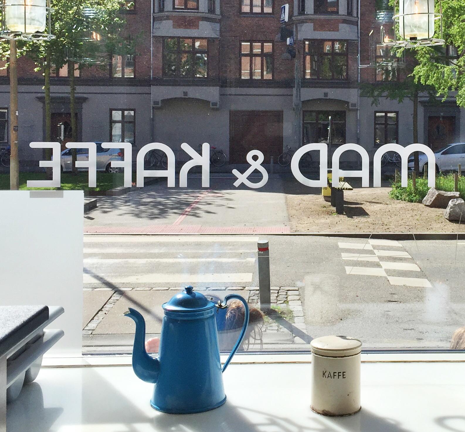 brunch hos Mad og kaffe på Vesterbro