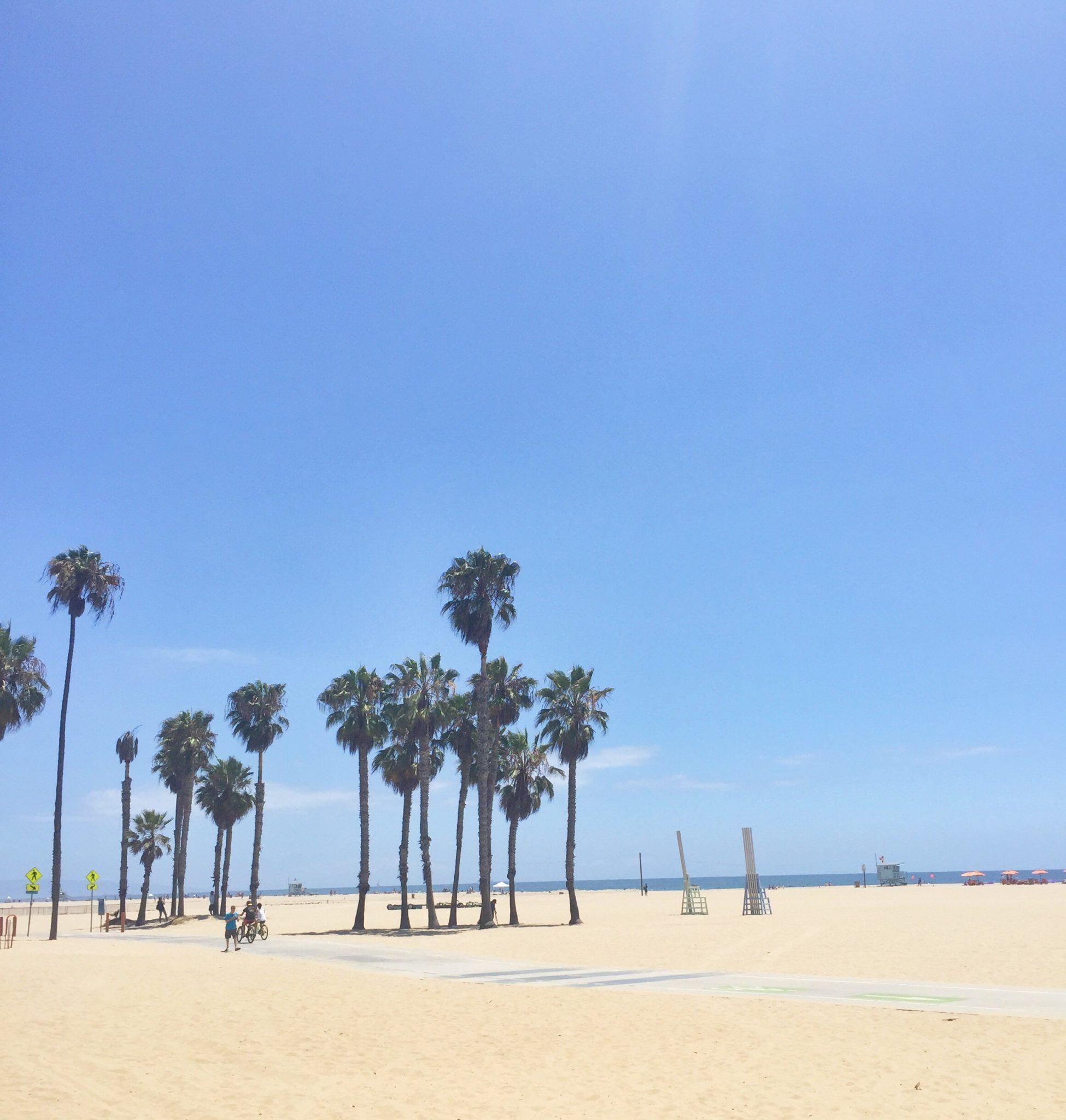 Californien rundt