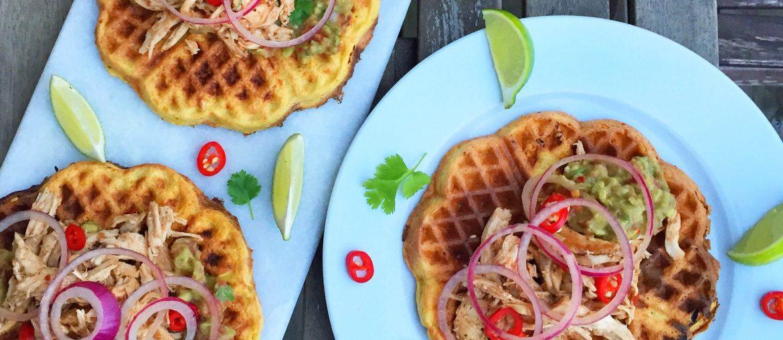 Vaffel tacos