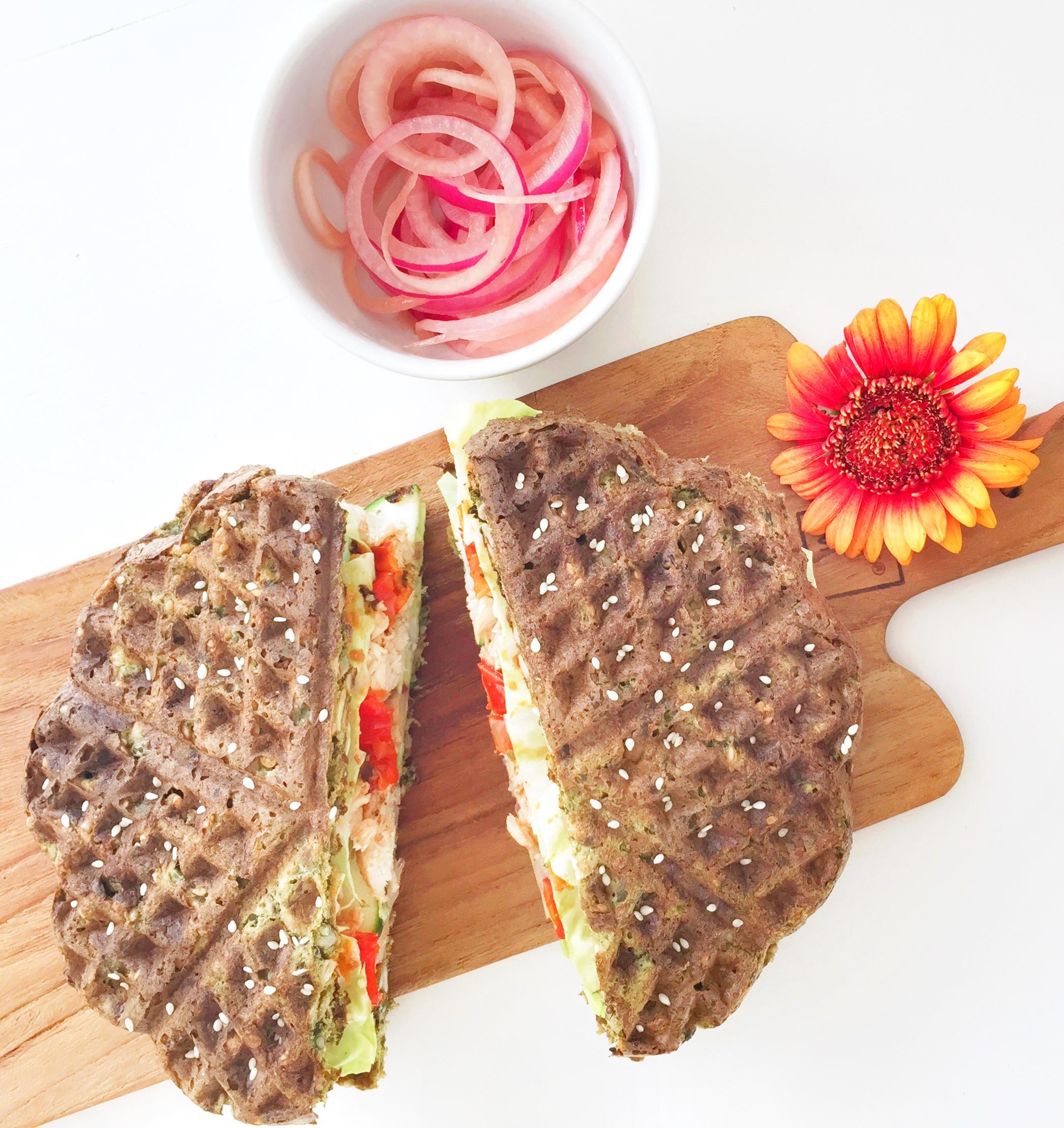 Sandwich til madpakken