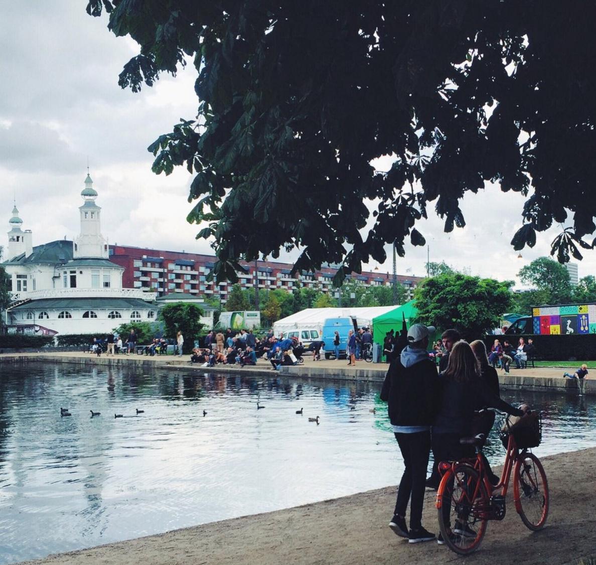 Street Food Festival ved Søerne 2015