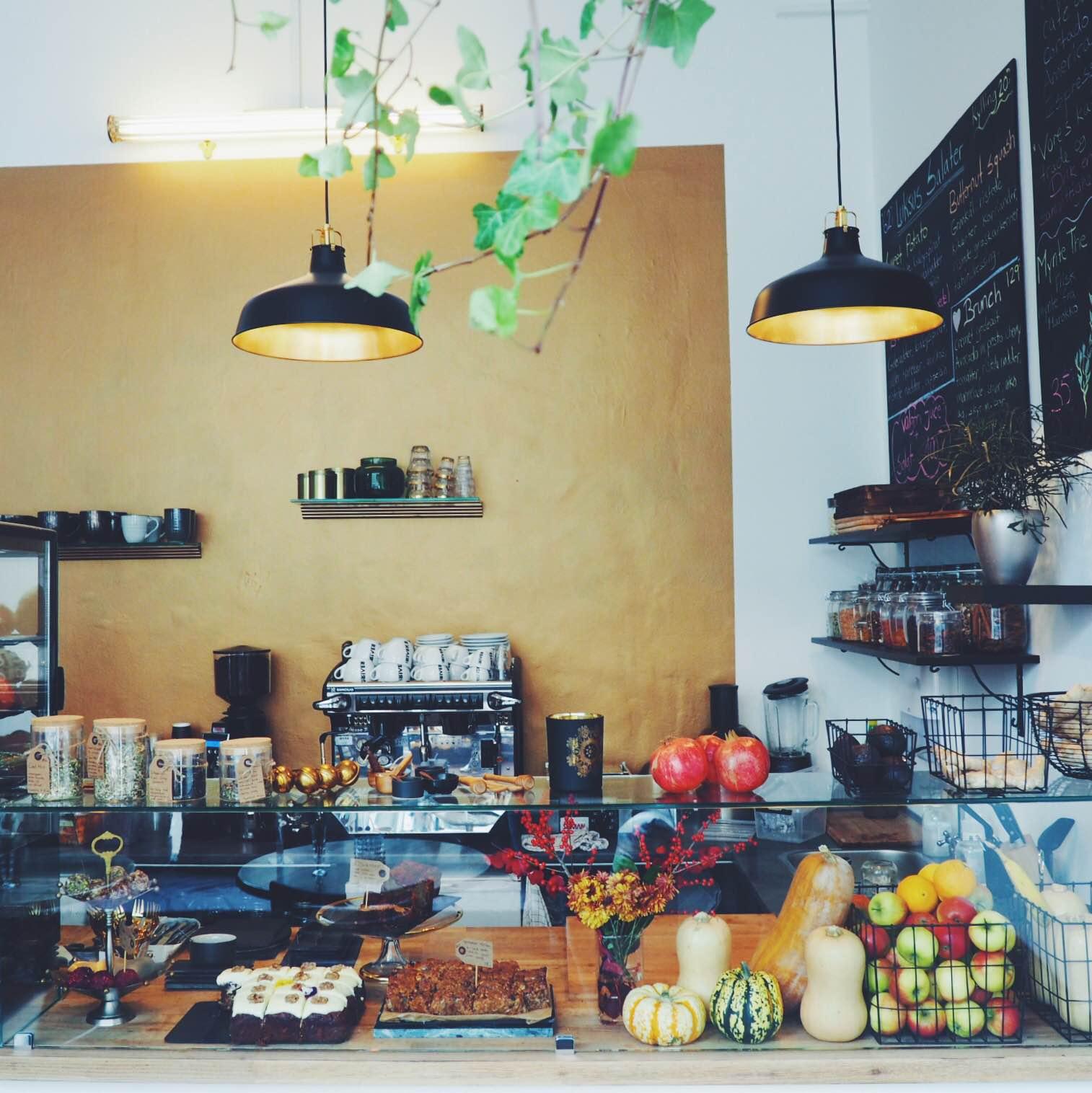 Feel Good Café, København