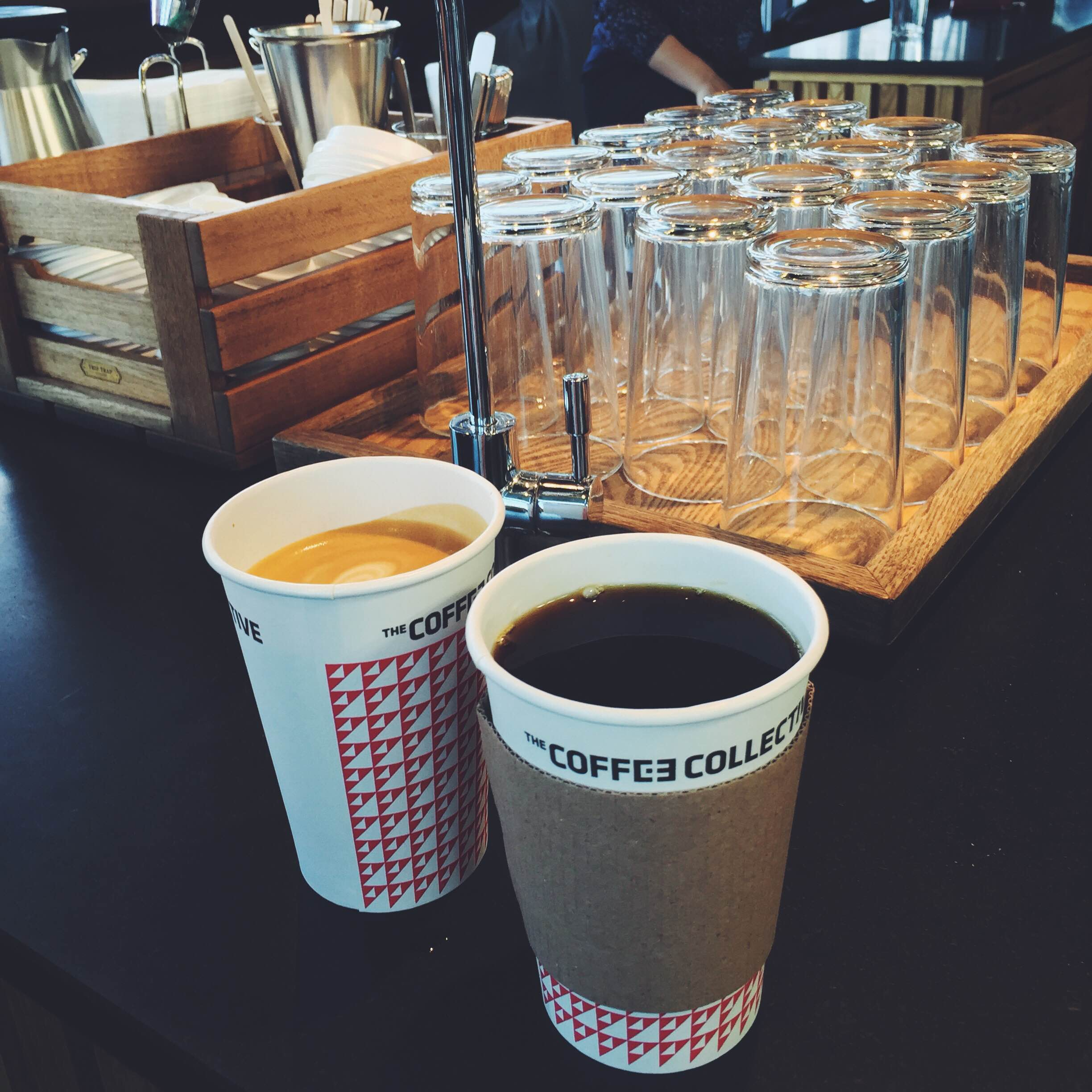 Kaffe fra The Coffee Collective