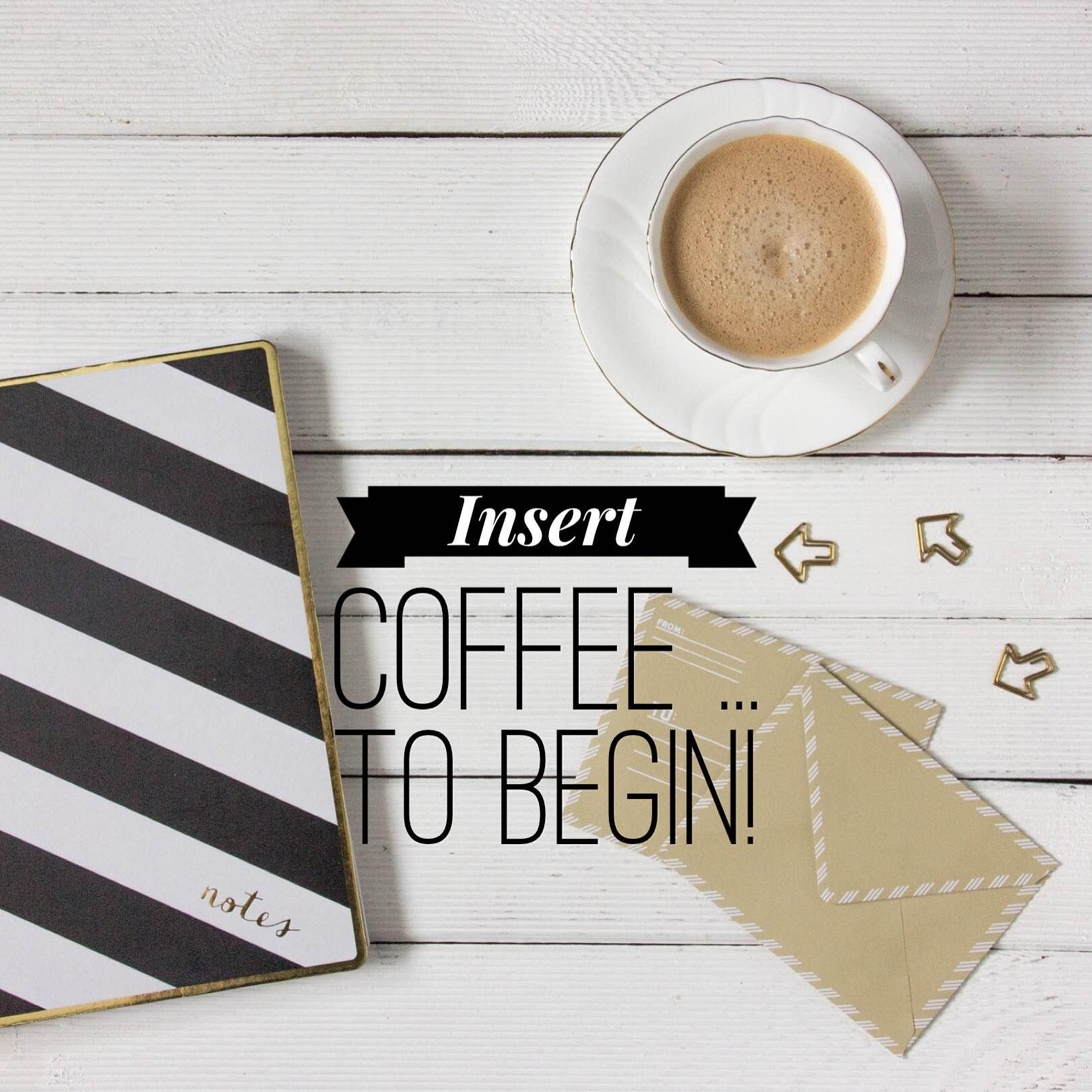 kaffe citater