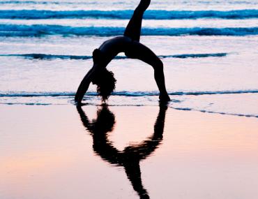 Hot Yoga Challenge