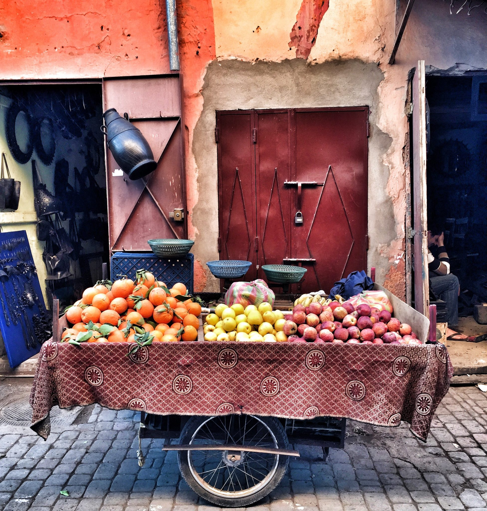 Guide til Marrakech