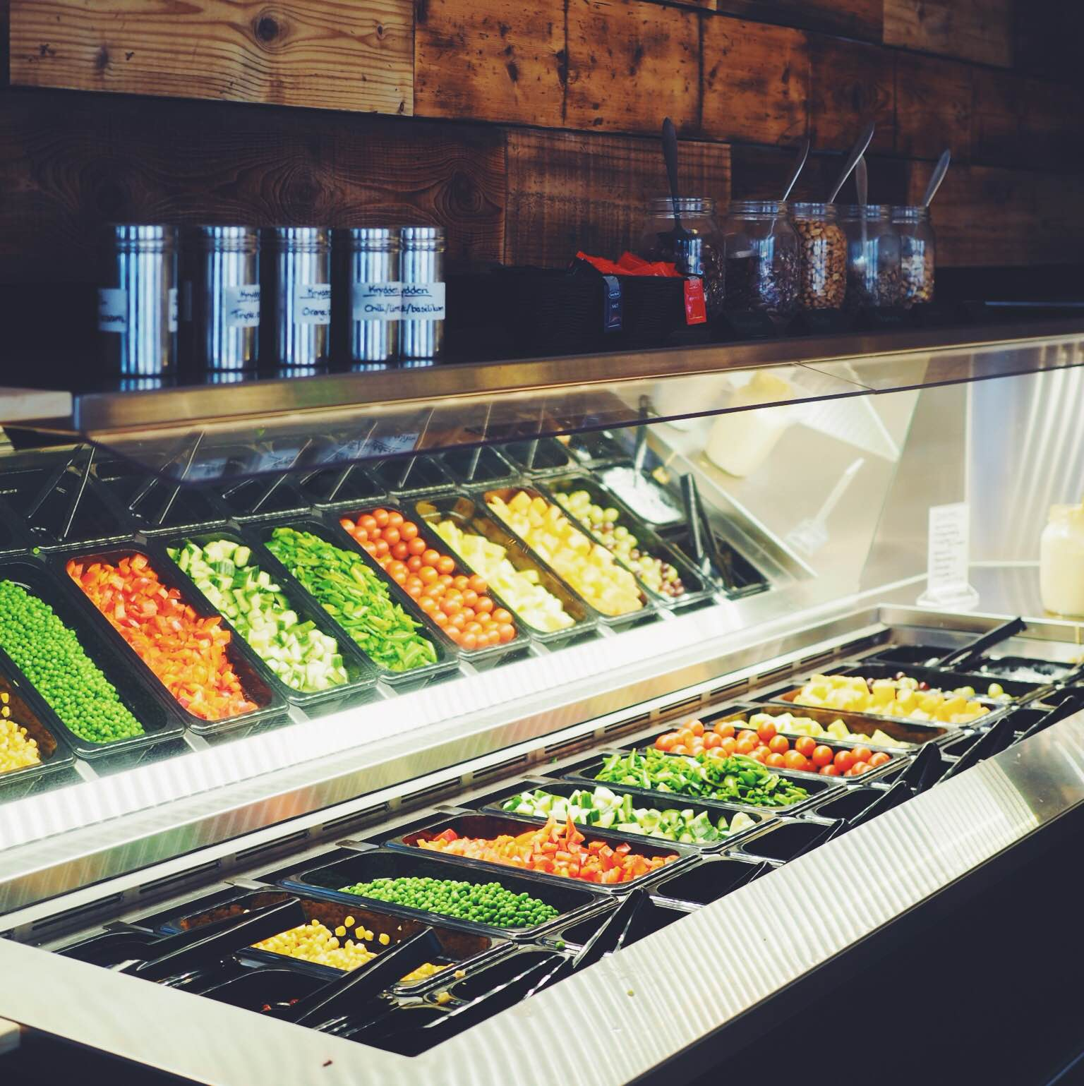 Salat i København