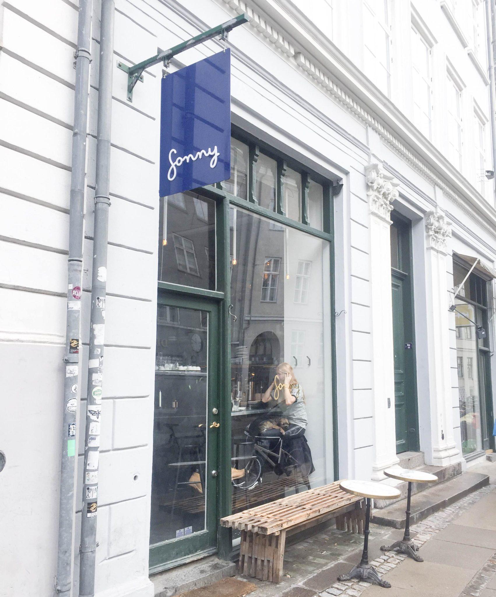 Sonny er en ny café og restaurant i København