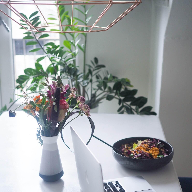 salat fra smag. Take Away på Østerbro