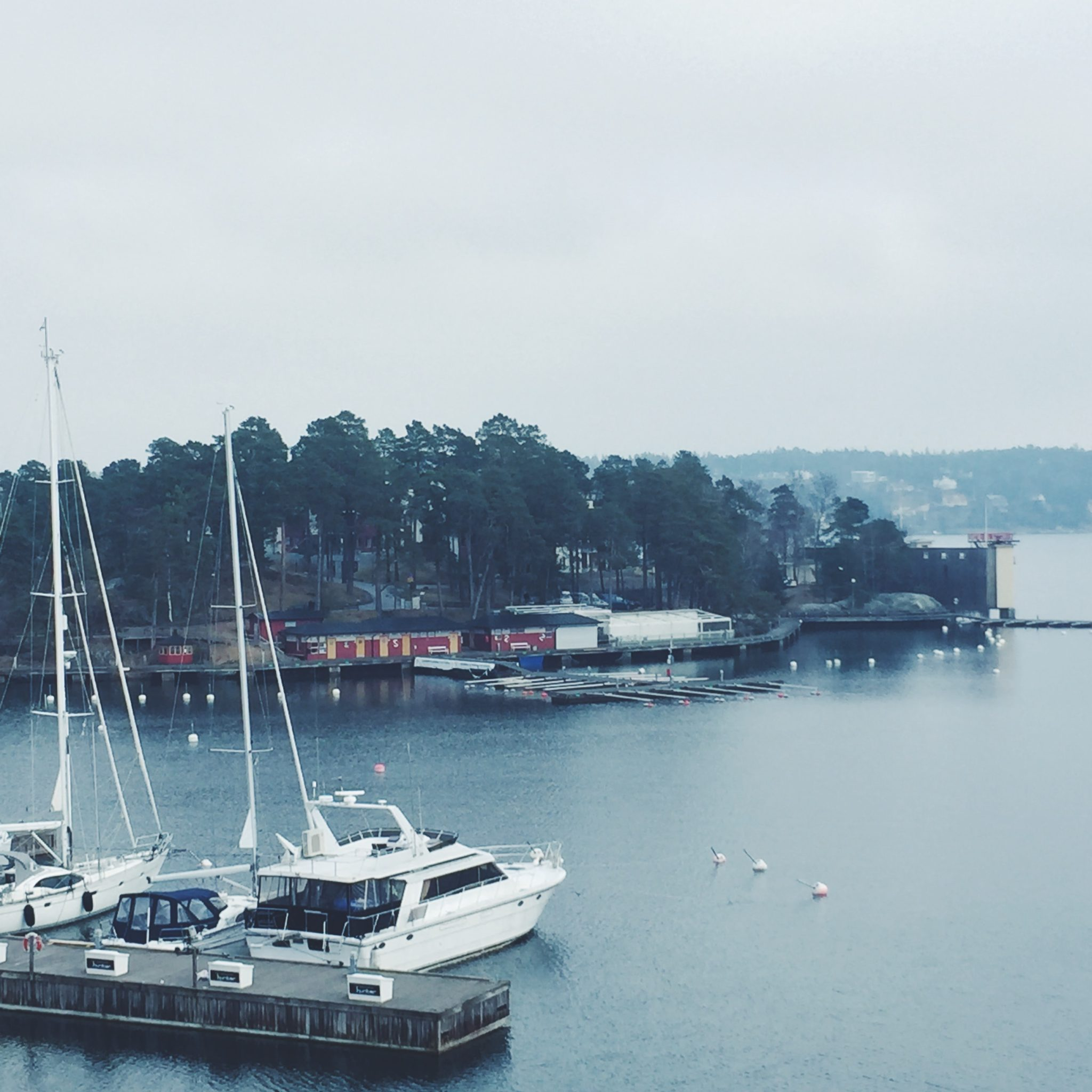 Ferie ved vandet, weekend i Sverige