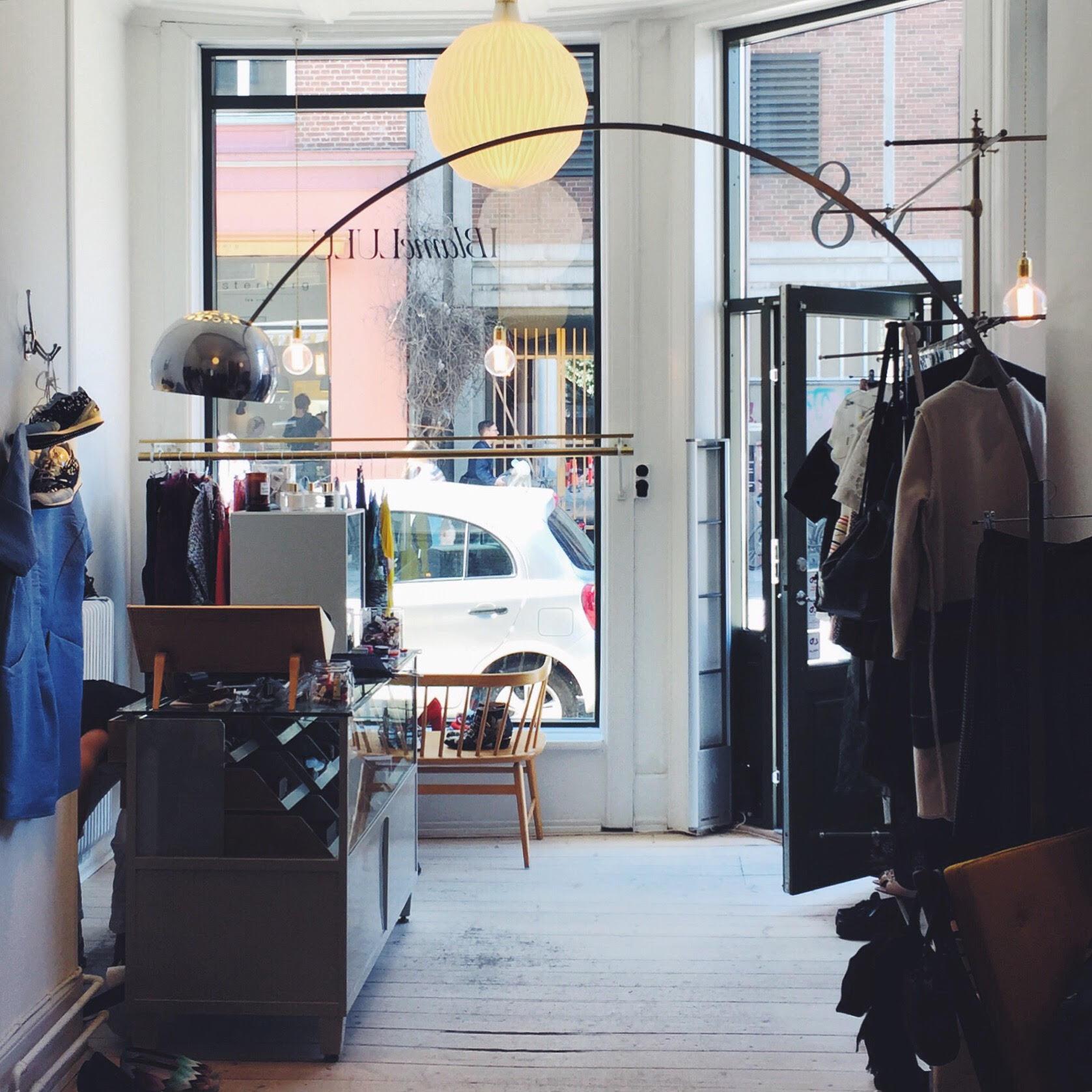 I Blame Lulu, Second hand butik på Østerbro med kendte danske brands til genbrug