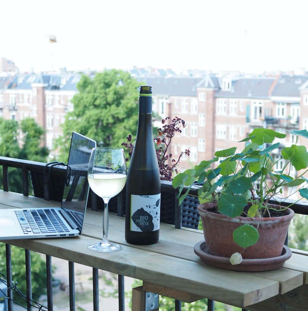 DIY guide: Sådan får du det bedste ud af en lille altan - CopenhagenByMe