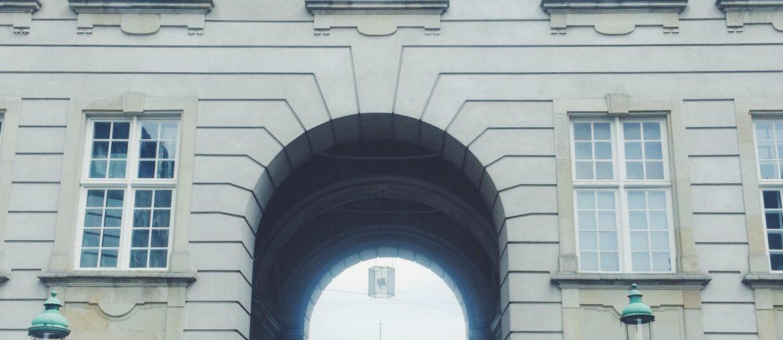 Christiansborg i København