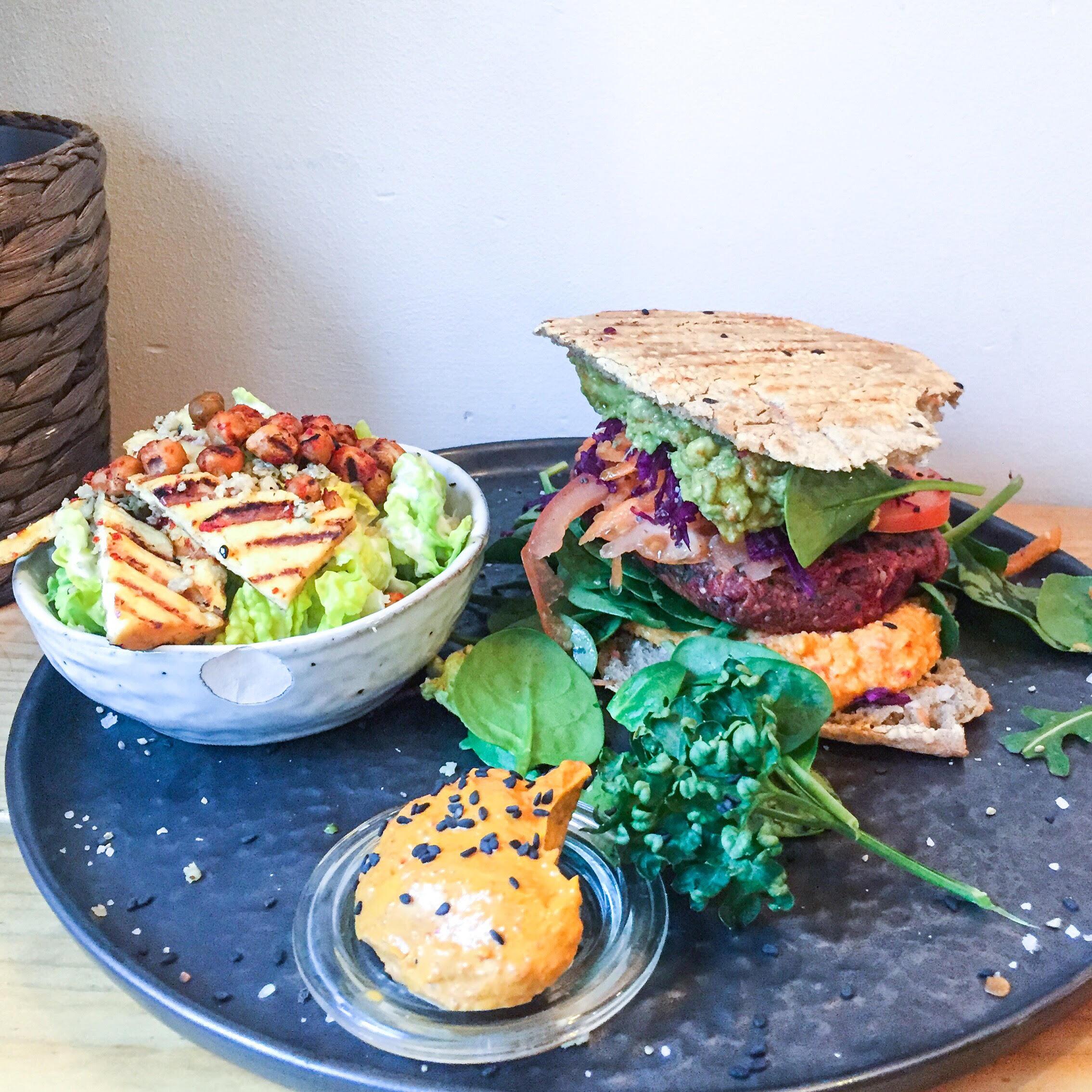 vegetar frokost københavn
