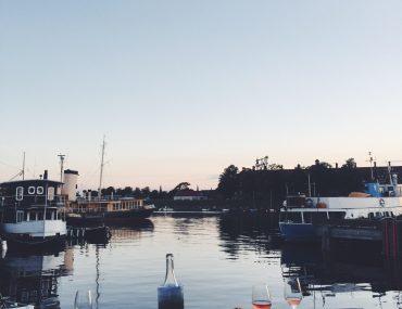 La Banchina København. Hyggelig og vegetariske muligheder på Refshaleøen