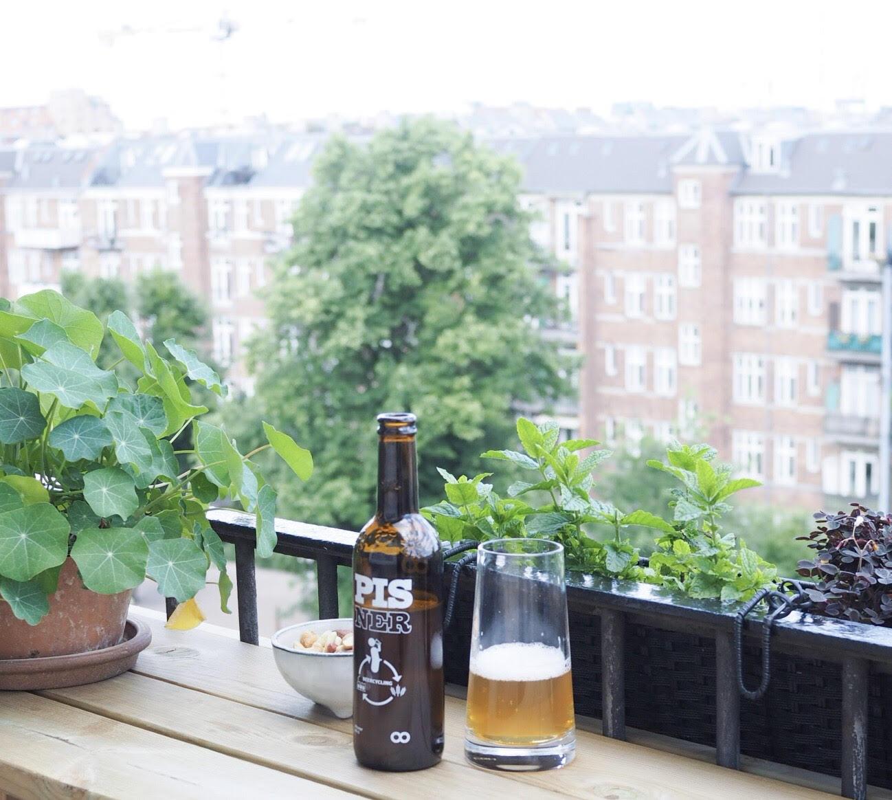 Pisner øl lavet på urin fra Roskilde Festival 2015