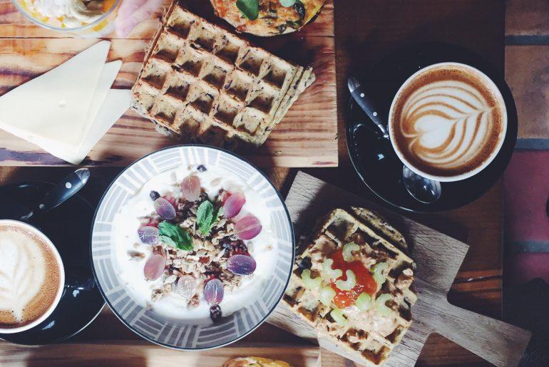 Social Coffee kbh. Lækker morgenmad og brunch på Nørrebro