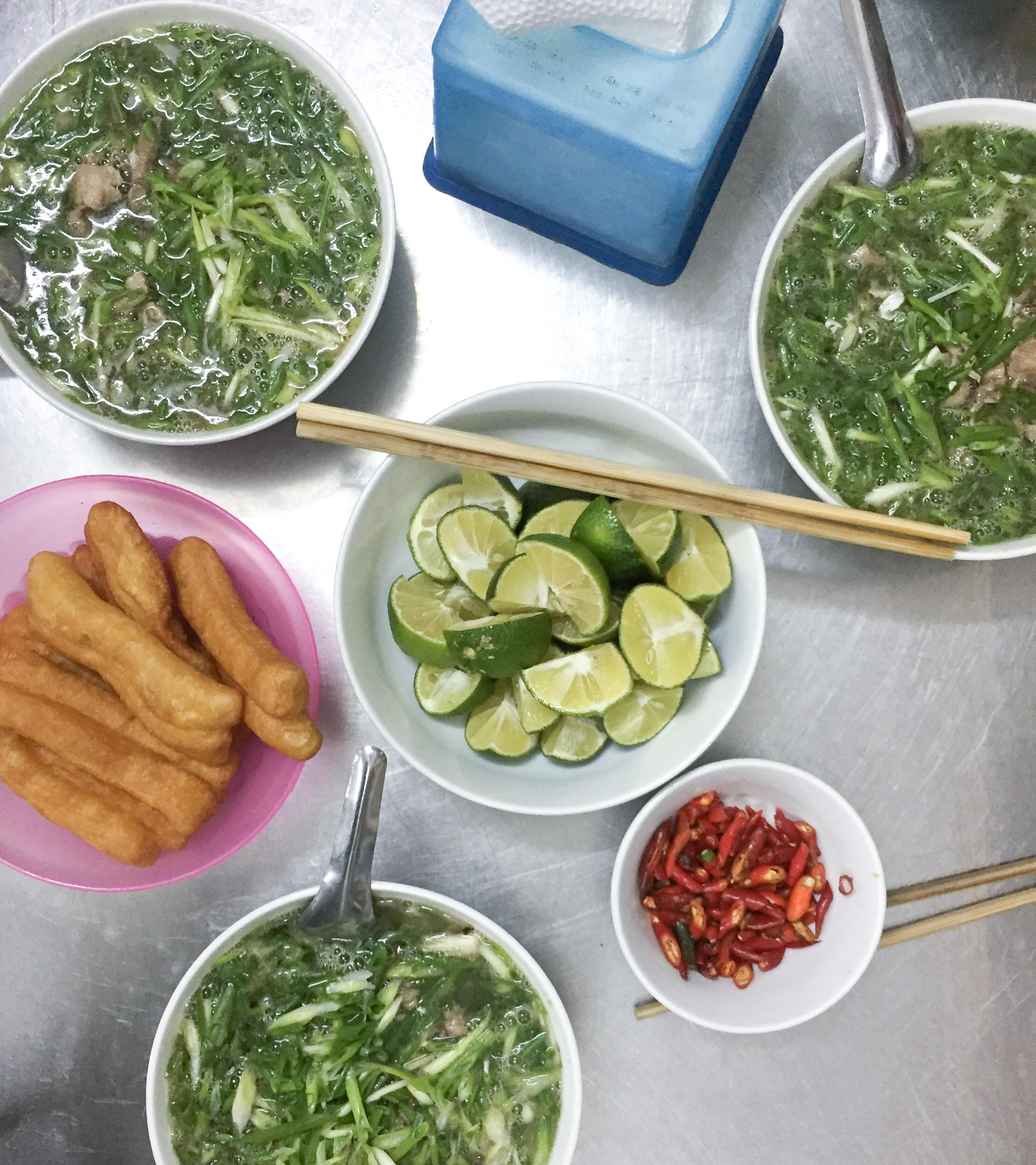 phó med chili i Hanoi