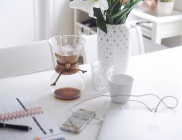 blog om sociale medier - Instagram og bogmærker