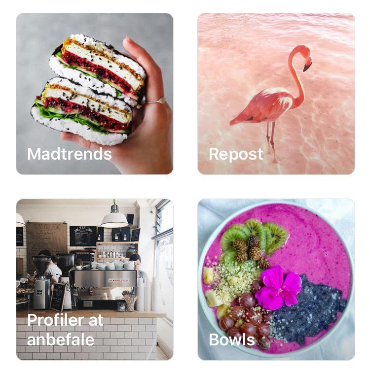 Sådan bruger du bogmærker på Instagram. Privat og professionelt