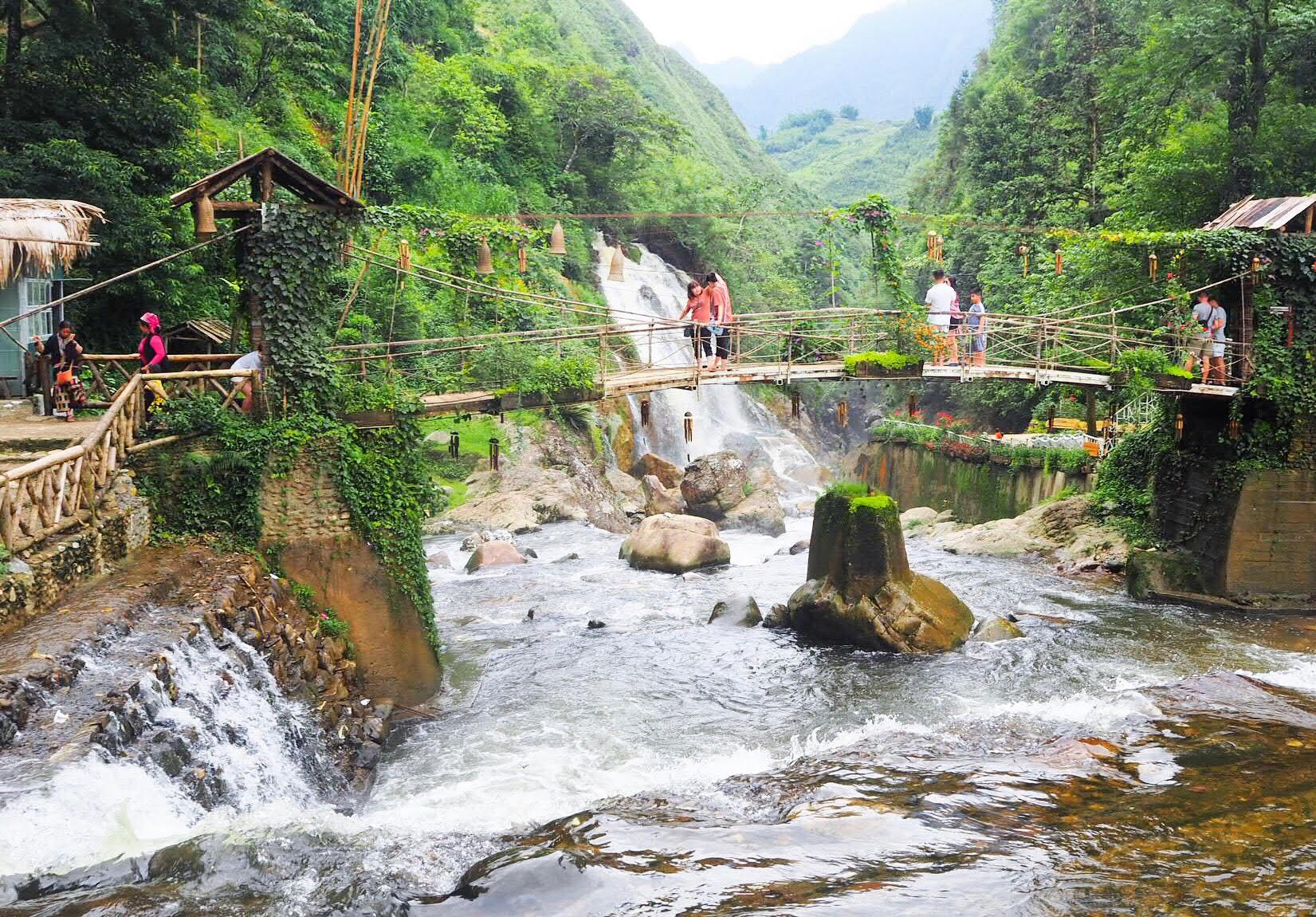 Cat Cat village, Sapa i Vietnam