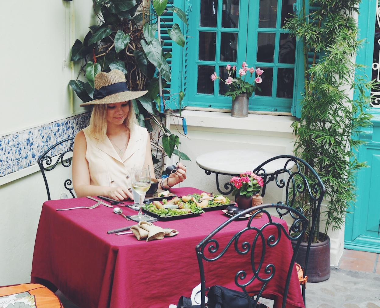 foodtour og lækre restauranter i Hanoi