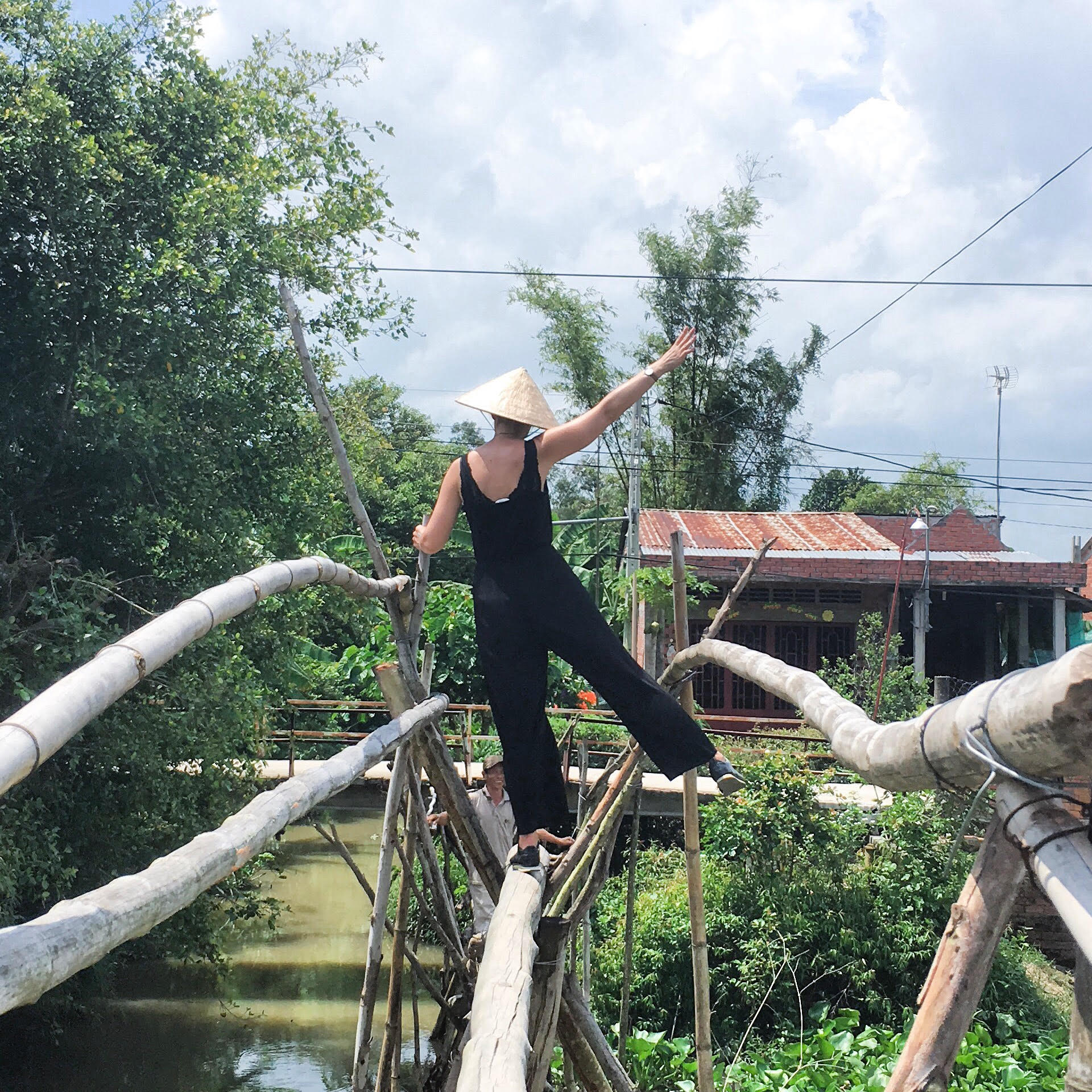 Mekong Delta i Vietnam