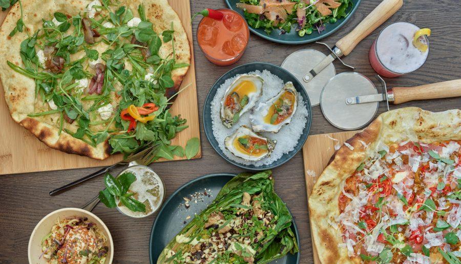 6 nye, grønne og sunde spisesteder