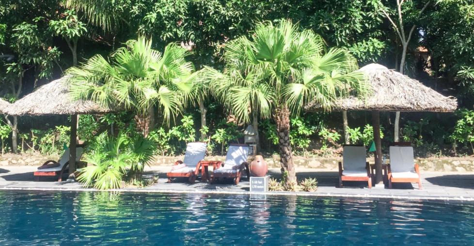 hue - pool og badeferie i Vietnam