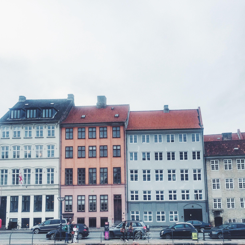 københavn og gammel-strand