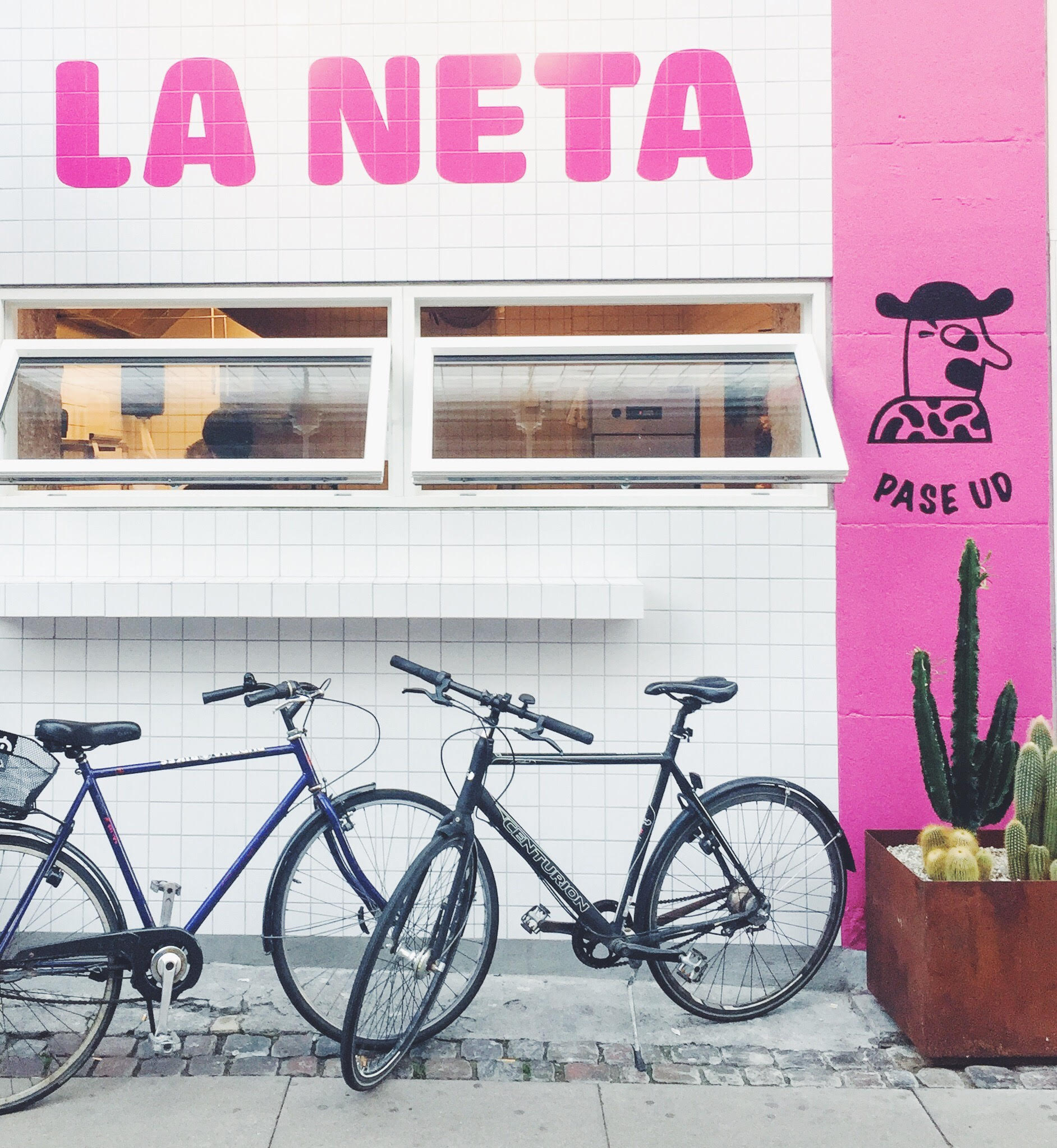 La Neta på Nørrebrogade i København