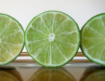 lime som bliver til madspild. Buffeter med madspild i Danmark og Europa