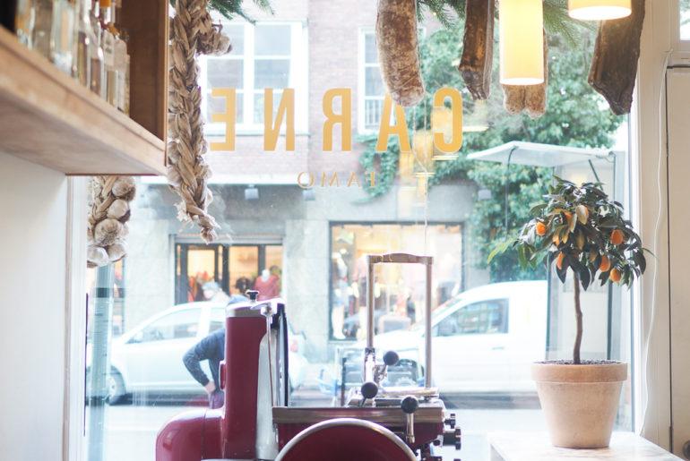Famo Carne, italiensk restaurant på Gammel Kongevej