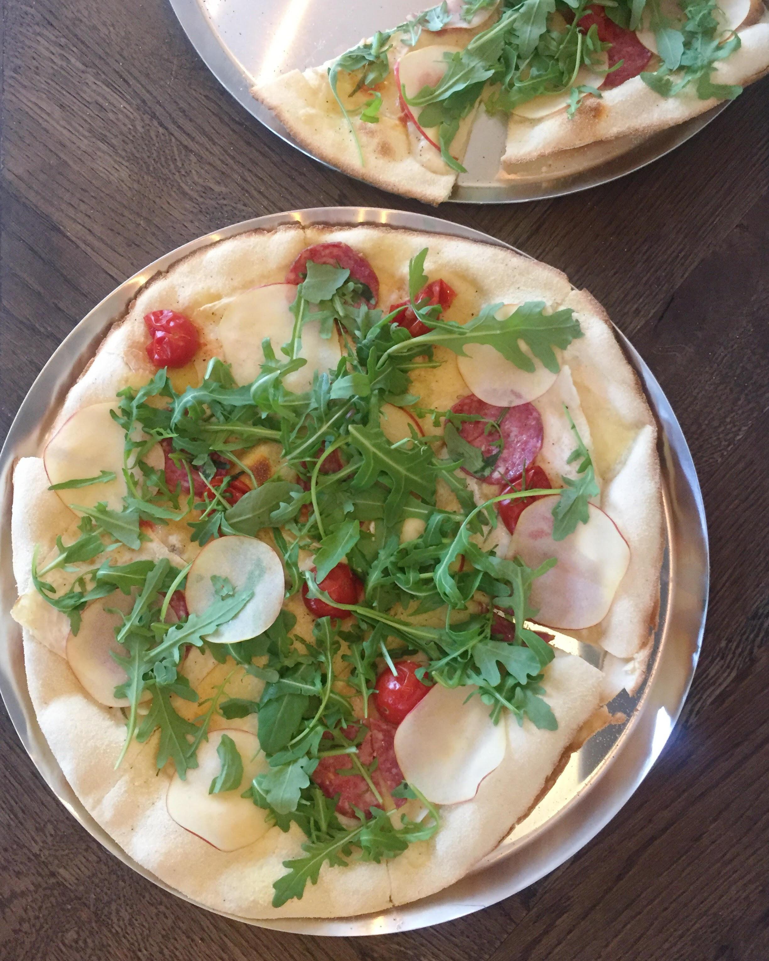 gorms i tivoli, pizza