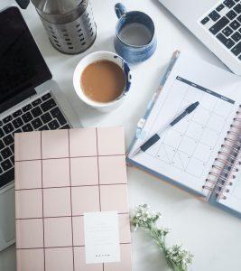 The Happiness Planner og notesblok fra Notem Studio