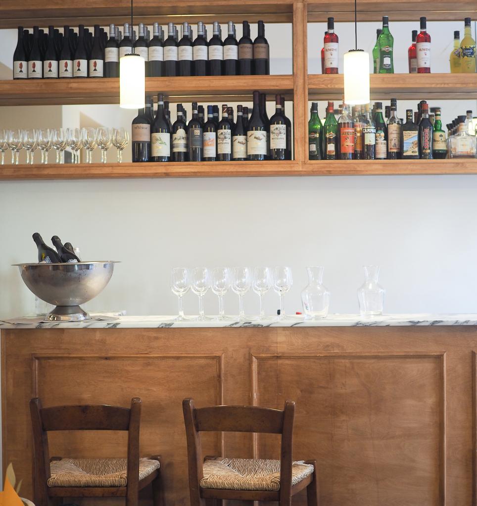 Vin bar Gammel Kongevej
