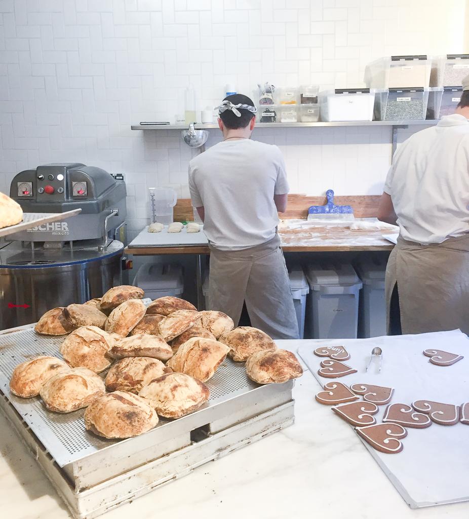 Juno The Bakery bageriet på Østerbro