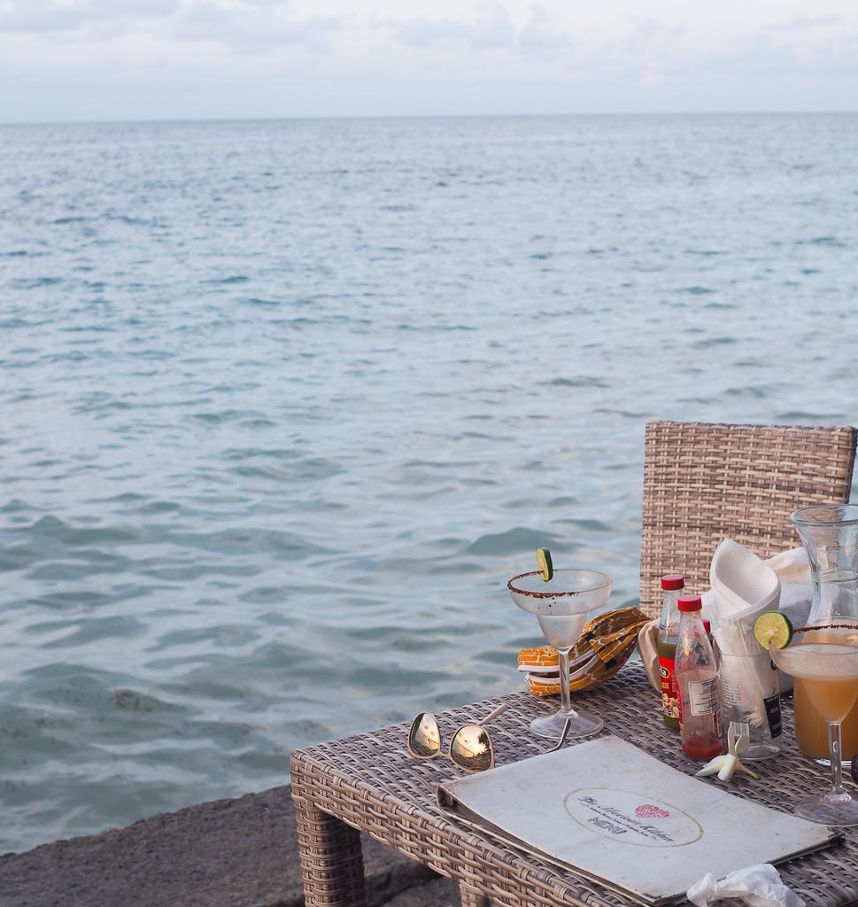 Mexican Kitchen - god restaurant på Gili Air