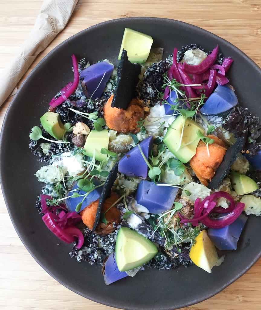 vegansk bowl på nørrebro