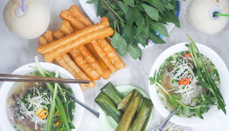Foodie guide til Ho Chi Minh