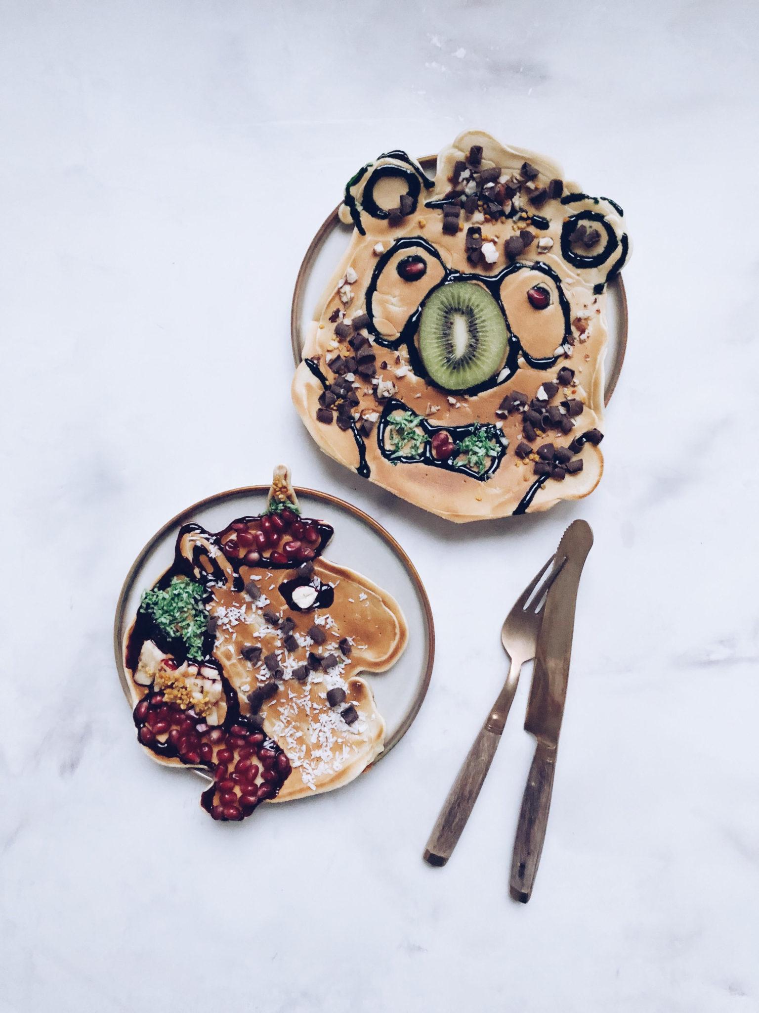 pandekager opskrift Tefal Creative Pan