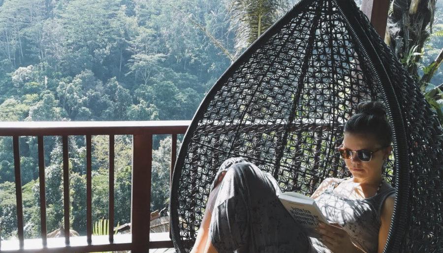 Mit øde junglehotel i Ubud ❤