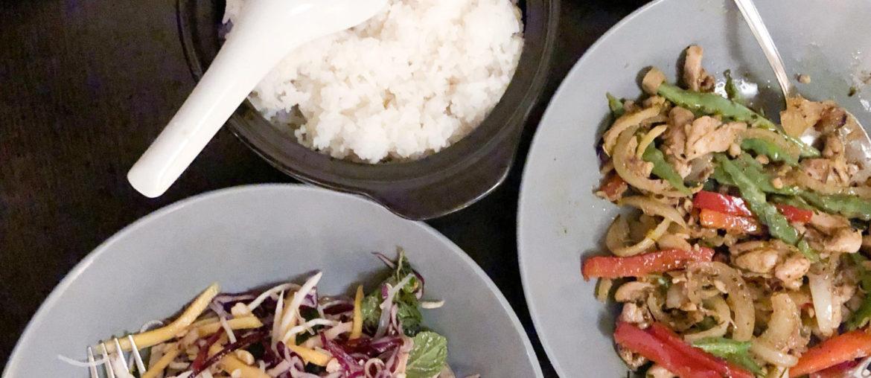 khmer cuisine vegetar på Bredgade i København