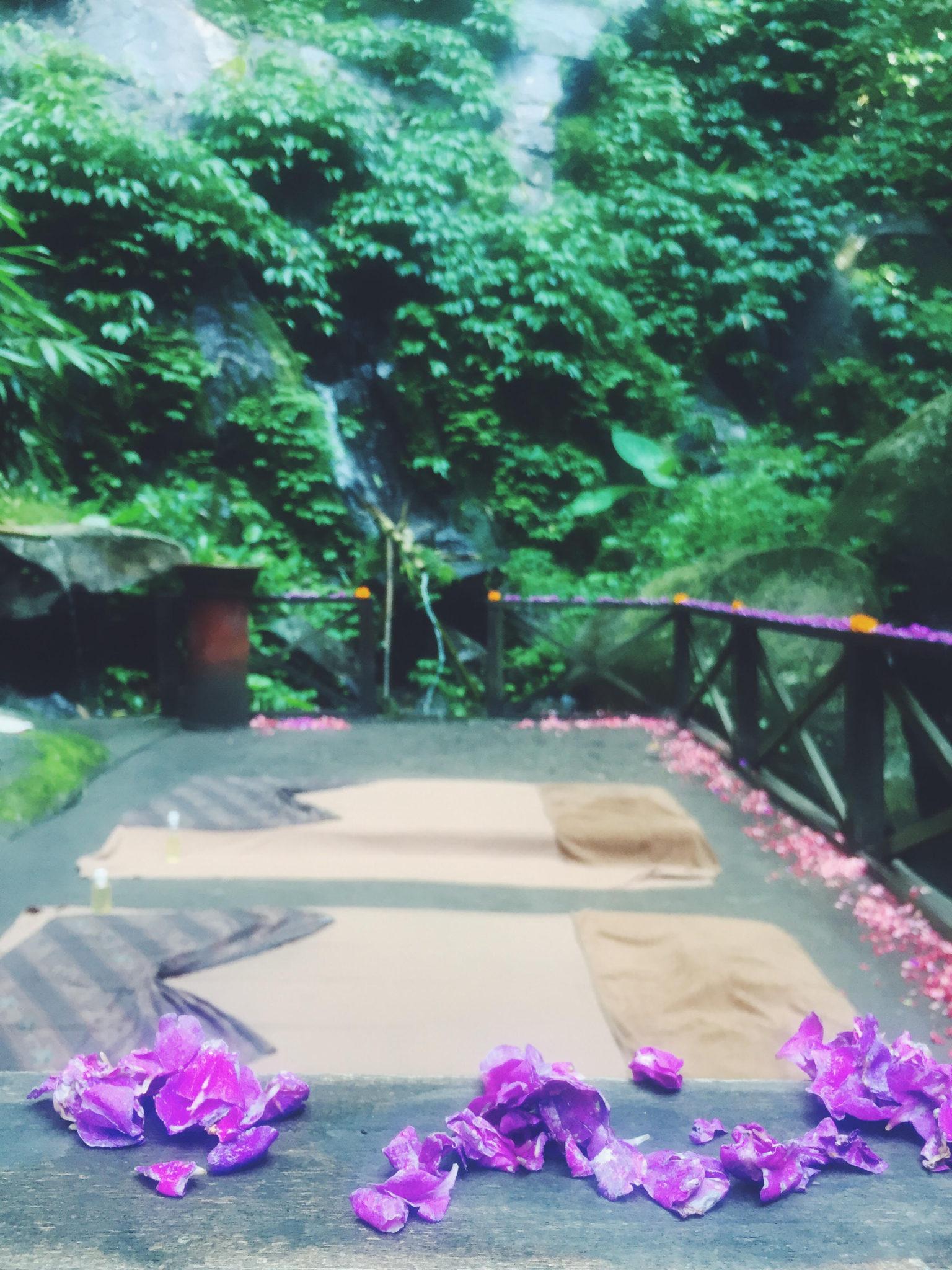 massage blomsterblade spa ubud, Bali