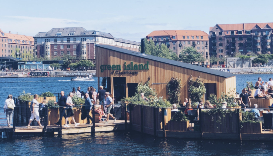 Green Island of CPH: ny grøn oase midt i København