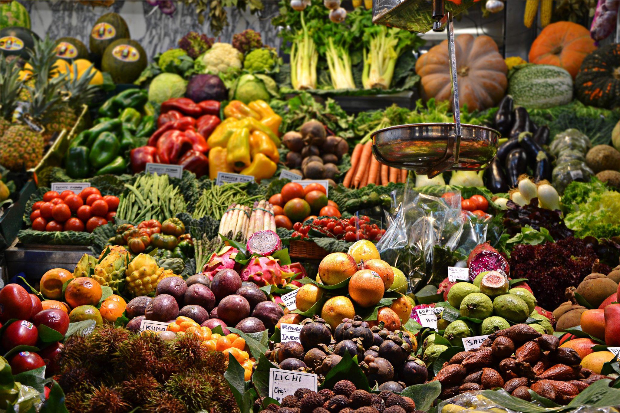 spansk mad og lækre råvarer